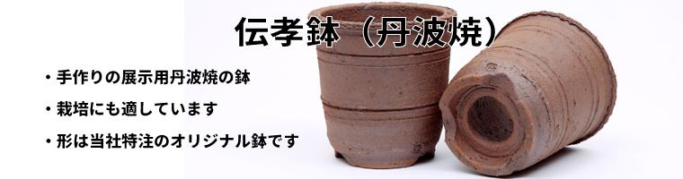 形がオリジナルの伝孝鉢の写真です